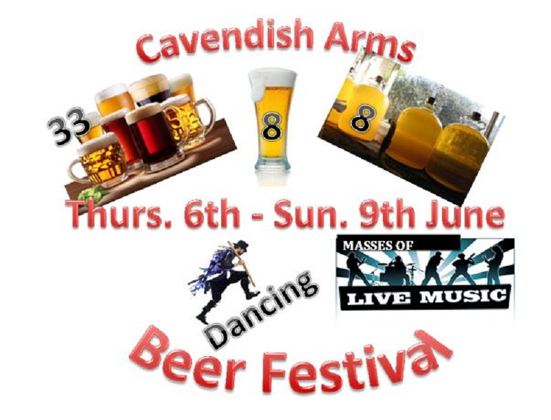 Cevendish Beer Festival